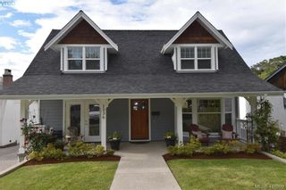 Photo 1: 1036 Lodge Ave in VICTORIA: SE Maplewood House for sale (Saanich East)  : MLS®# 816810