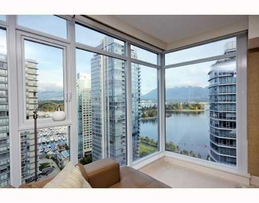 Main Photo: # 2201 1205 W HASTINGS ST in Vancouver: Condo for sale : MLS®# V758572