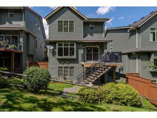 """Photo 18: 8 36169 LOWER SUMAS MTN Road in Abbotsford: Abbotsford East Townhouse for sale in """"Junction Creek"""" : MLS®# R2283767"""