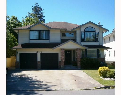 Main Photo: 22950 Purdey Avenue in Maple_Ridge: East Central House for sale (Maple Ridge)  : MLS®# V659498