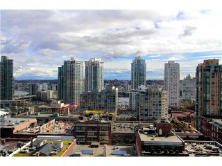 Photo 3: 1606 1188 RICHARDS Street in Vancouver: VVWYA Condo for sale (Vancouver West)  : MLS®# V879247