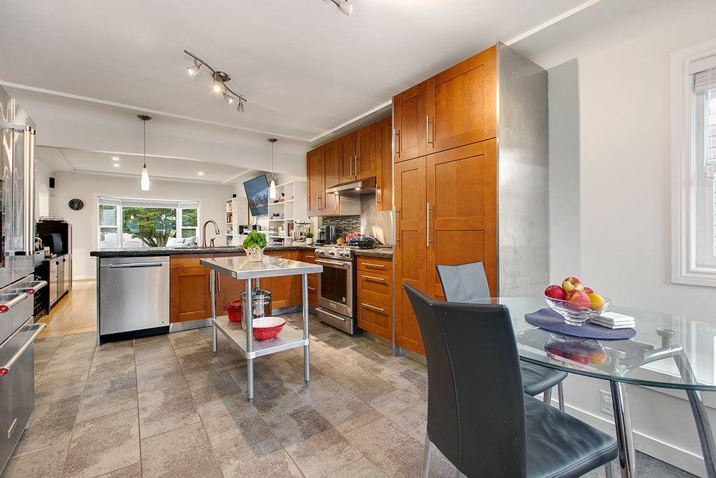 Main floor- Kitchen