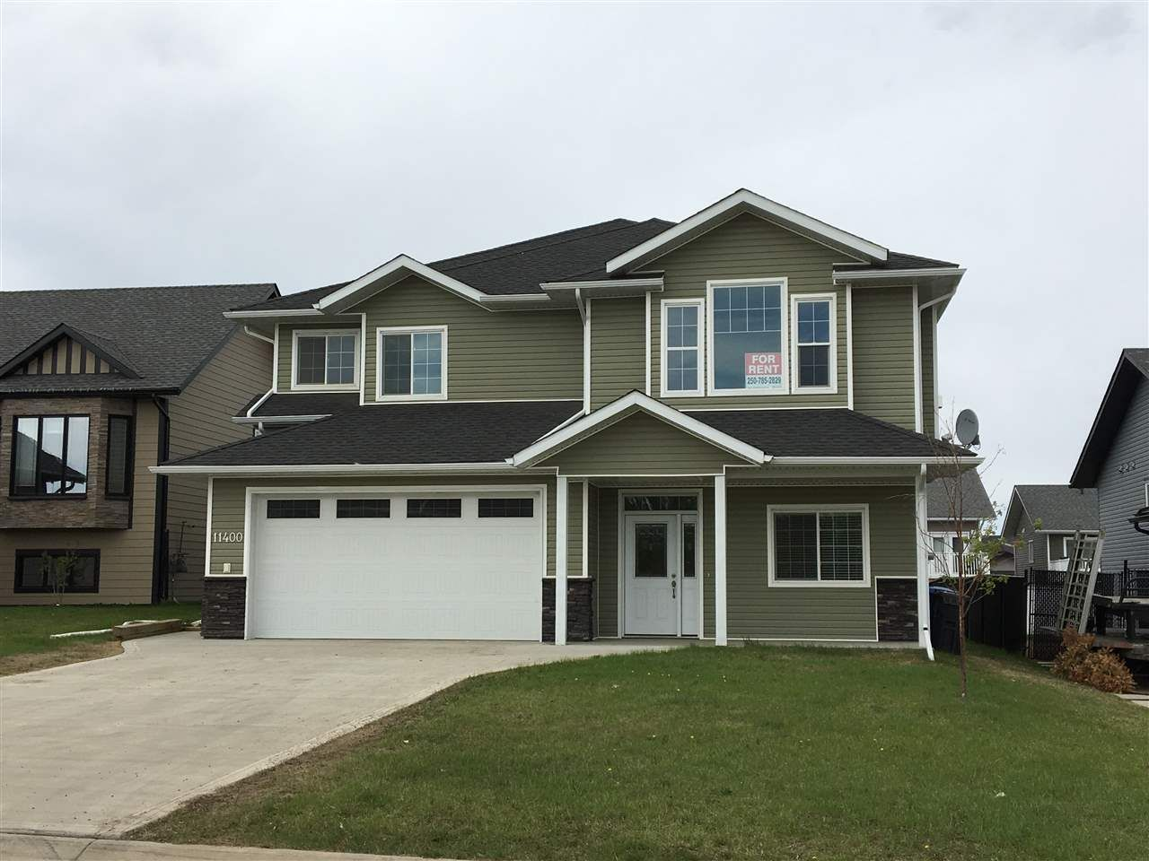 Main Photo: 11400 102 STREET in : Fort St. John - City NW House for sale : MLS®# R2283991