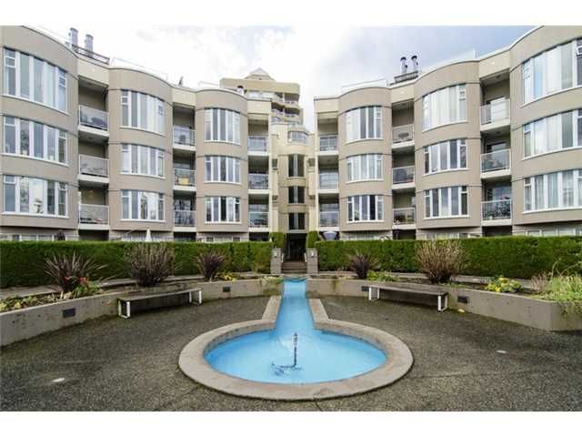 """Main Photo: 109 1210 W 8TH Avenue in Vancouver: Fairview VW Condo for sale in """"GALLERIA II"""" (Vancouver West)  : MLS®# V984022"""
