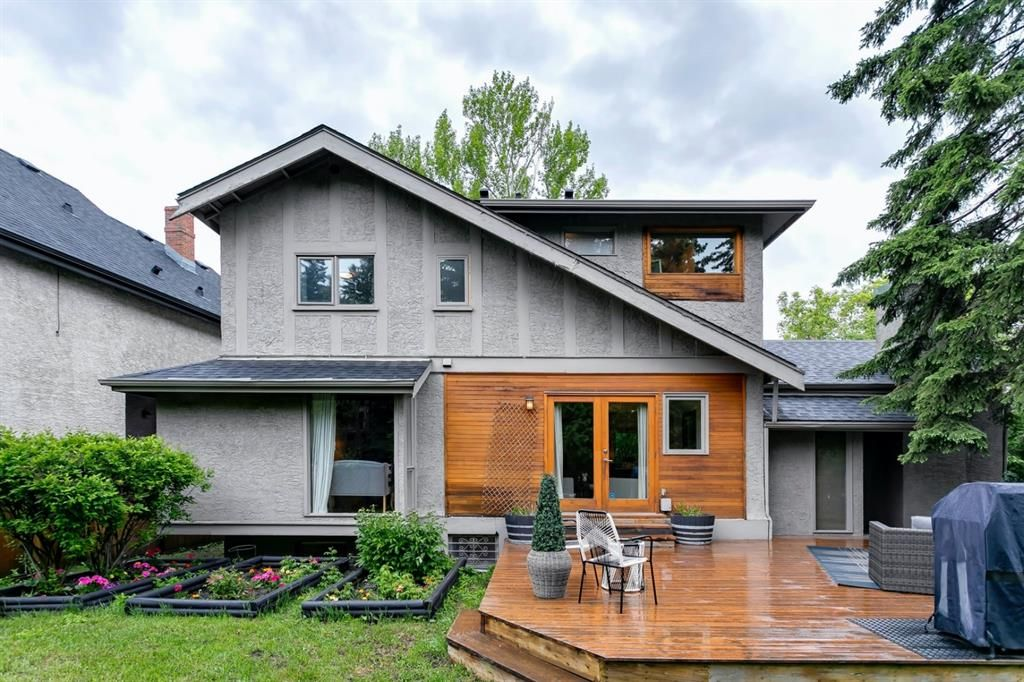 Main Photo: 836 Durham Avenue SW in Calgary: Upper Mount Royal Detached for sale : MLS®# A1118557