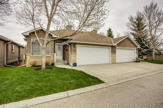 Main Photo: 8 Signal Hill Lane SW in Calgary: Signal Hill Semi Detached for sale : MLS®# A1127468