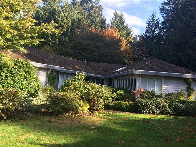 Main Photo: 6020 COLLINGWOOD Street in Vancouver: Southlands House for sale (Vancouver West)  : MLS®# V1092010