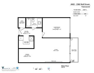 Photo 25: 402 2366 WALL Street in Vancouver: Hastings Condo for sale (Vancouver East)  : MLS®# R2624831
