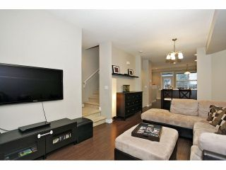 """Photo 5: 11 18199 70 Avenue in Surrey: Cloverdale BC Townhouse for sale in """"AUGUSTA AT PROVINCETON"""" (Cloverdale)  : MLS®# F1326688"""
