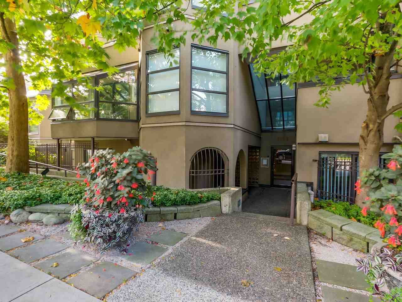 """Main Photo: 314 1106 PACIFIC Street in Vancouver: West End VW Condo for sale in """"WESTGATE LANDING"""" (Vancouver West)  : MLS®# R2171131"""