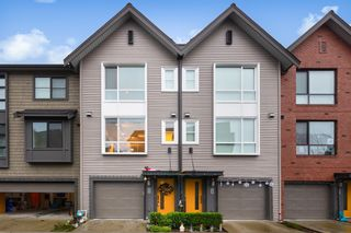 """Photo 1: 39 2380 RANGER Lane in Port Coquitlam: Riverwood Townhouse for sale in """"FREEMONT INDIGO"""" : MLS®# R2522566"""
