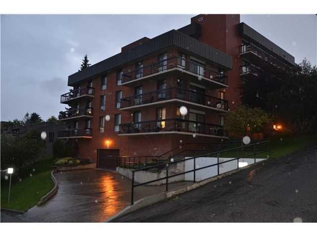 Main Photo: 401 354 3 Avenue NE in CALGARY: Crescent Heights Condo for sale (Calgary)  : MLS®# C3580711