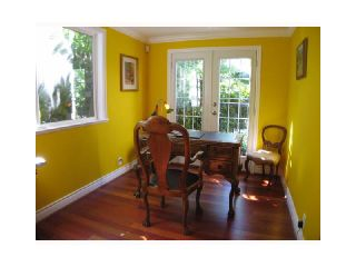 Photo 1: 1860 BARCLAY ST in Vancouver: West End VW House for sale (Vancouver West)  : MLS®# V1047125