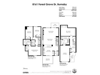 """Photo 40: 8161 FOREST GROVE Drive in Burnaby: Forest Hills BN Townhouse for sale in """"WEMBLEY ESTATES"""" (Burnaby North)  : MLS®# R2534650"""