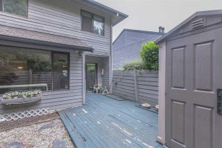 """Photo 2: 28 7300 LEDWAY Road in Richmond: Granville Townhouse for sale in """"LAURELWOOD GARDENS"""" : MLS®# R2182190"""
