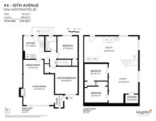 Photo 11: 42 - 44 TENTH Avenue in New Westminster: GlenBrooke North House for sale : MLS®# R2476324