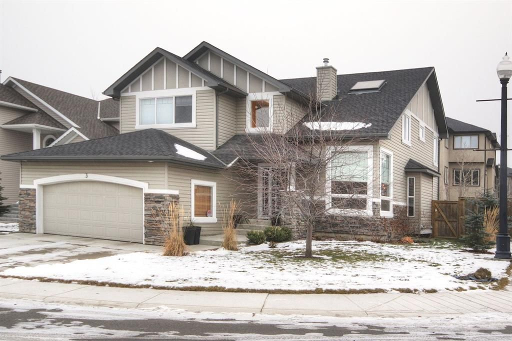 Main Photo: 3 Elmont Rise SW in Calgary: Springbank Hill Detached for sale : MLS®# A1091321