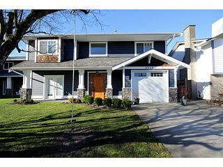 """Photo 1: 4667 CANNERY Place in Ladner: Ladner Elementary House for sale in """"LADNER ELEMENTARY"""" : MLS®# V1045503"""