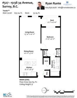 "Photo 39: 327 15138 34 Avenue in Surrey: Morgan Creek Condo for sale in ""PRESCOTT COMMONS"" (South Surrey White Rock)  : MLS®# R2575277"