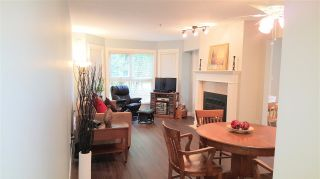 """Photo 5: 208 2253 WELCHER Avenue in Port Coquitlam: Central Pt Coquitlam Condo for sale in """"St.James Gate"""" : MLS®# R2213521"""
