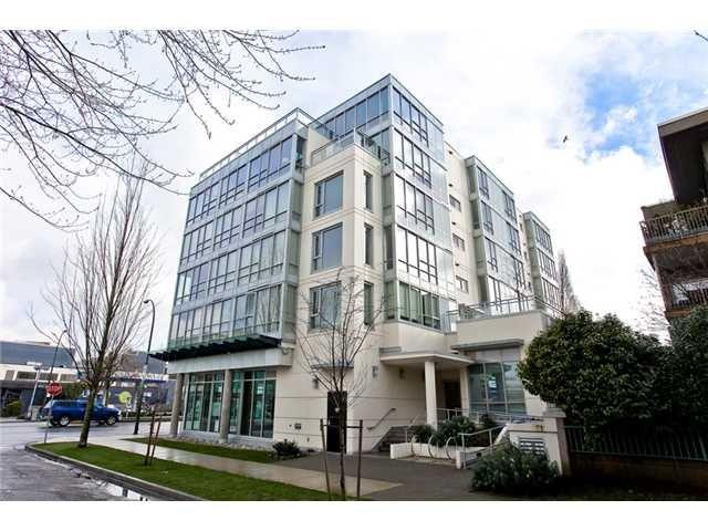 "Main Photo: 307 1808 W 3RD Avenue in Vancouver: Kitsilano Condo for sale in ""KORE"" (Vancouver West)  : MLS®# V979721"