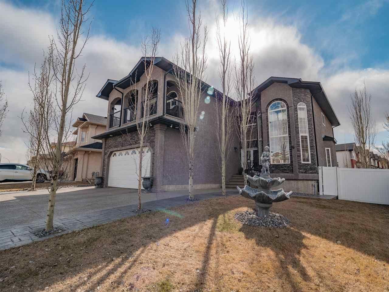 Main Photo: 16912 79 Street in Edmonton: Zone 28 House for sale : MLS®# E4240731