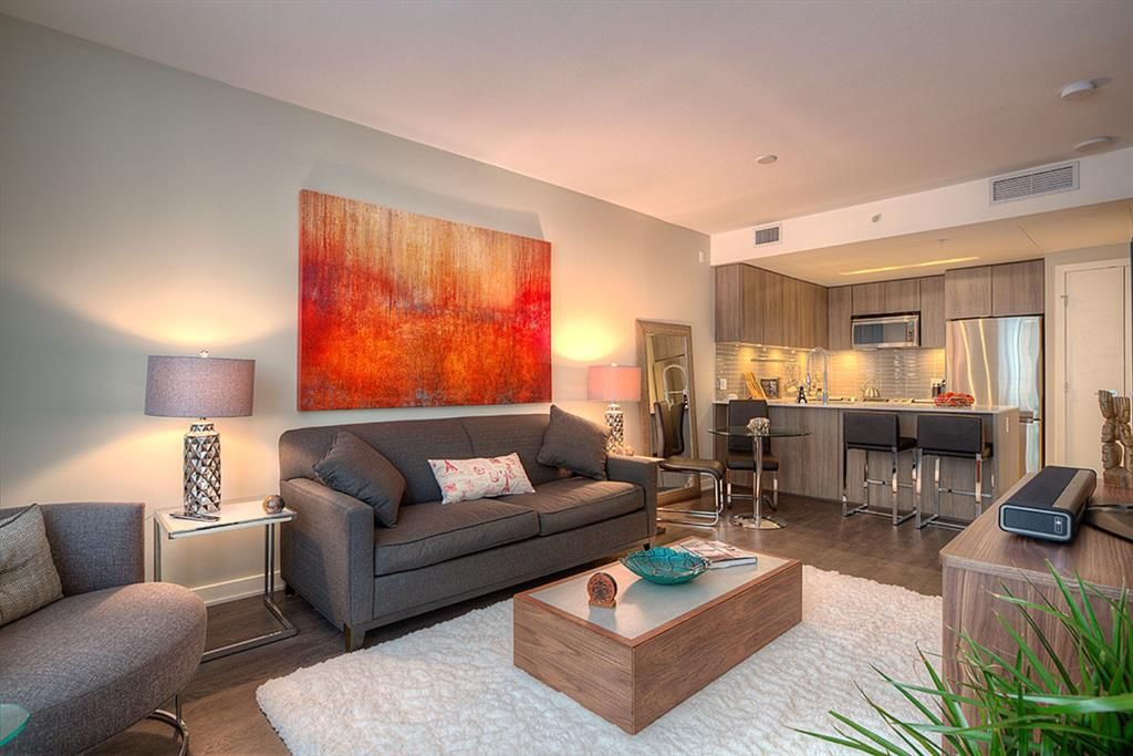 Main Photo: 608 626 14 Avenue SW in Calgary: Beltline Apartment for sale : MLS®# A1105518