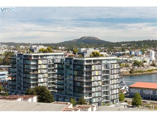 Main Photo: 506 373 Tyee Rd in VICTORIA: VW Victoria West Condo for sale (Victoria West)  : MLS®# 755576