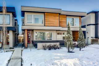 Photo 1: 2 1918 25A Street SW in Calgary: Richmond Row/Townhouse for sale : MLS®# A1058325