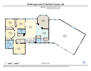 Photo 28: 36105 Range Road 33: Rural Red Deer County Detached for sale : MLS®# A1134842