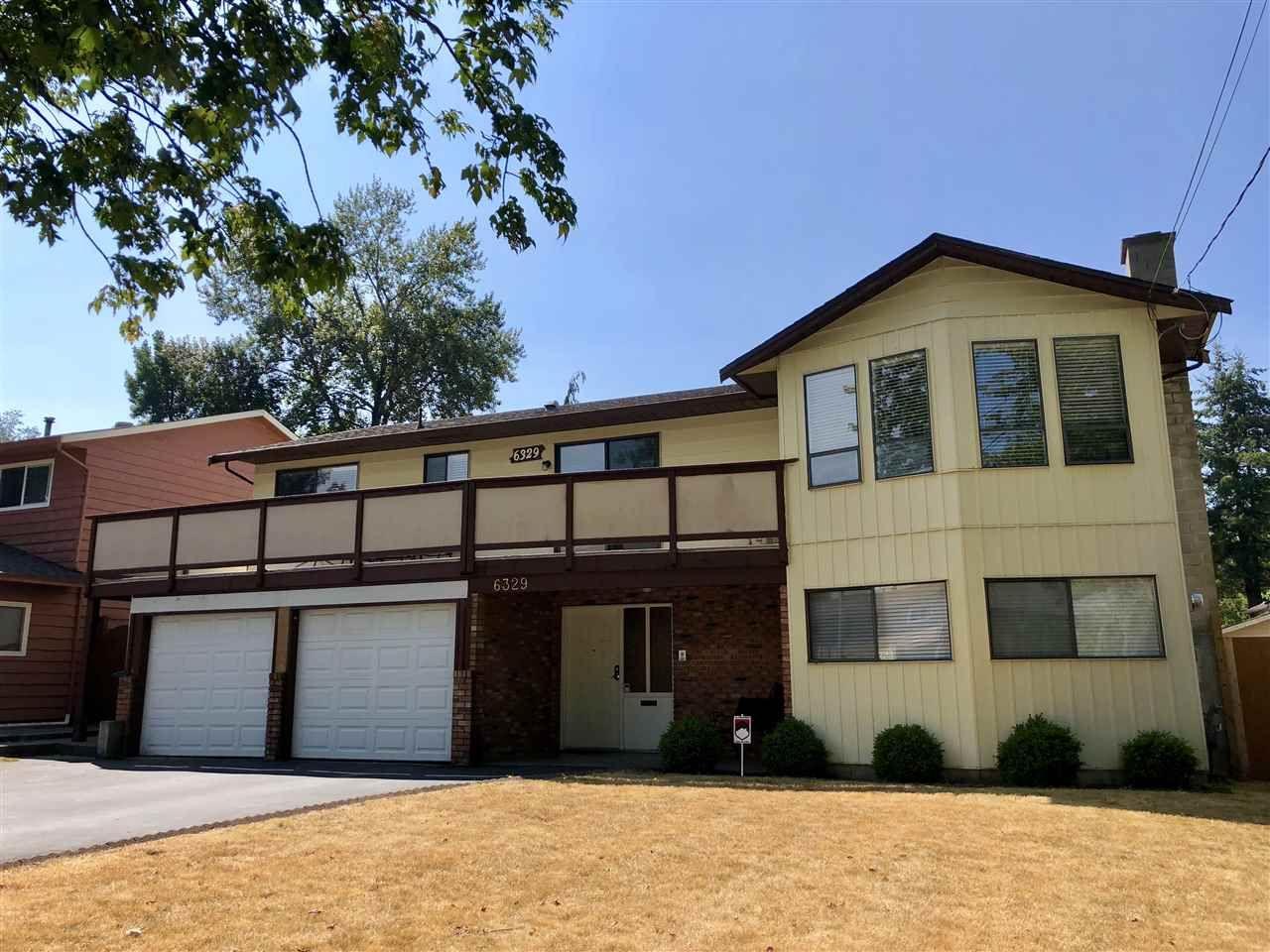 Main Photo: 6329 130 Street in Surrey: Panorama Ridge House for sale : MLS®# R2297860