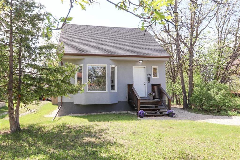 Main Photo: 540 Municipal Road in Winnipeg: Residential for sale (1G)  : MLS®# 202112548