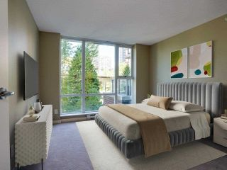 """Photo 16: 305 550 PACIFIC Street in Vancouver: Yaletown Condo for sale in """"AQUA AT THE PARK"""" (Vancouver West)  : MLS®# R2580655"""