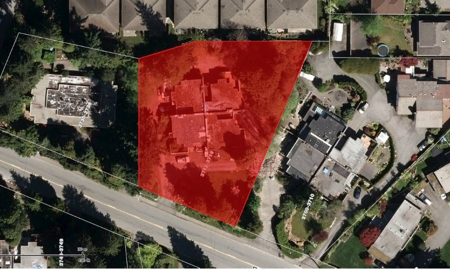 Main Photo: 3712 EDGEMONT Boulevard in North Vancouver: Edgemont Fourplex for sale : MLS®# R2236351