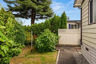 Photo 22: 4 7701 Central Saanich Rd in : CS Hawthorne Manufactured Home for sale (Central Saanich)  : MLS®# 850841
