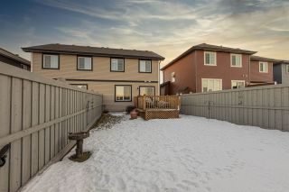 Photo 34: 21922 91 Avenue in Edmonton: Zone 58 House Half Duplex for sale : MLS®# E4225762
