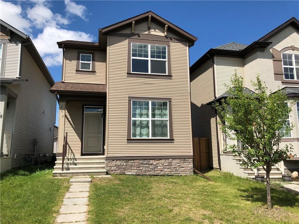 Main Photo: 242 Cranford Way SE in Calgary: Cranston Detached for sale : MLS®# C4274435