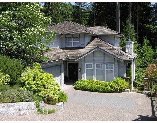 Main Photo: 3890 MICHENER WAY in North Vancouver: Braemar House for sale ()  : MLS®# V769298