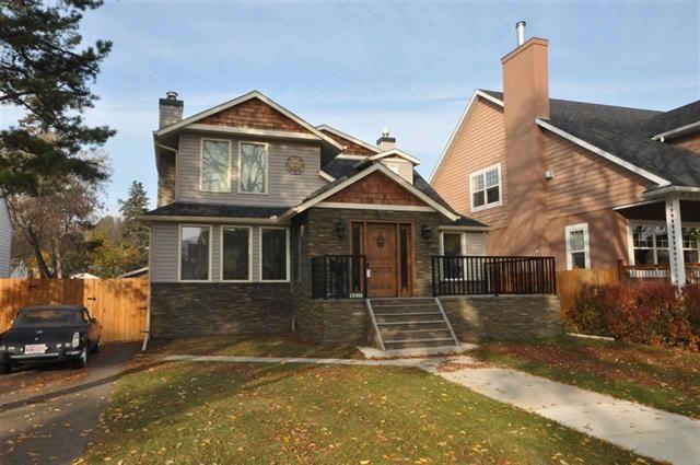 Main Photo: 10406 138 Street NW in Edmonton: Glenora House for sale : MLS®# E4047808