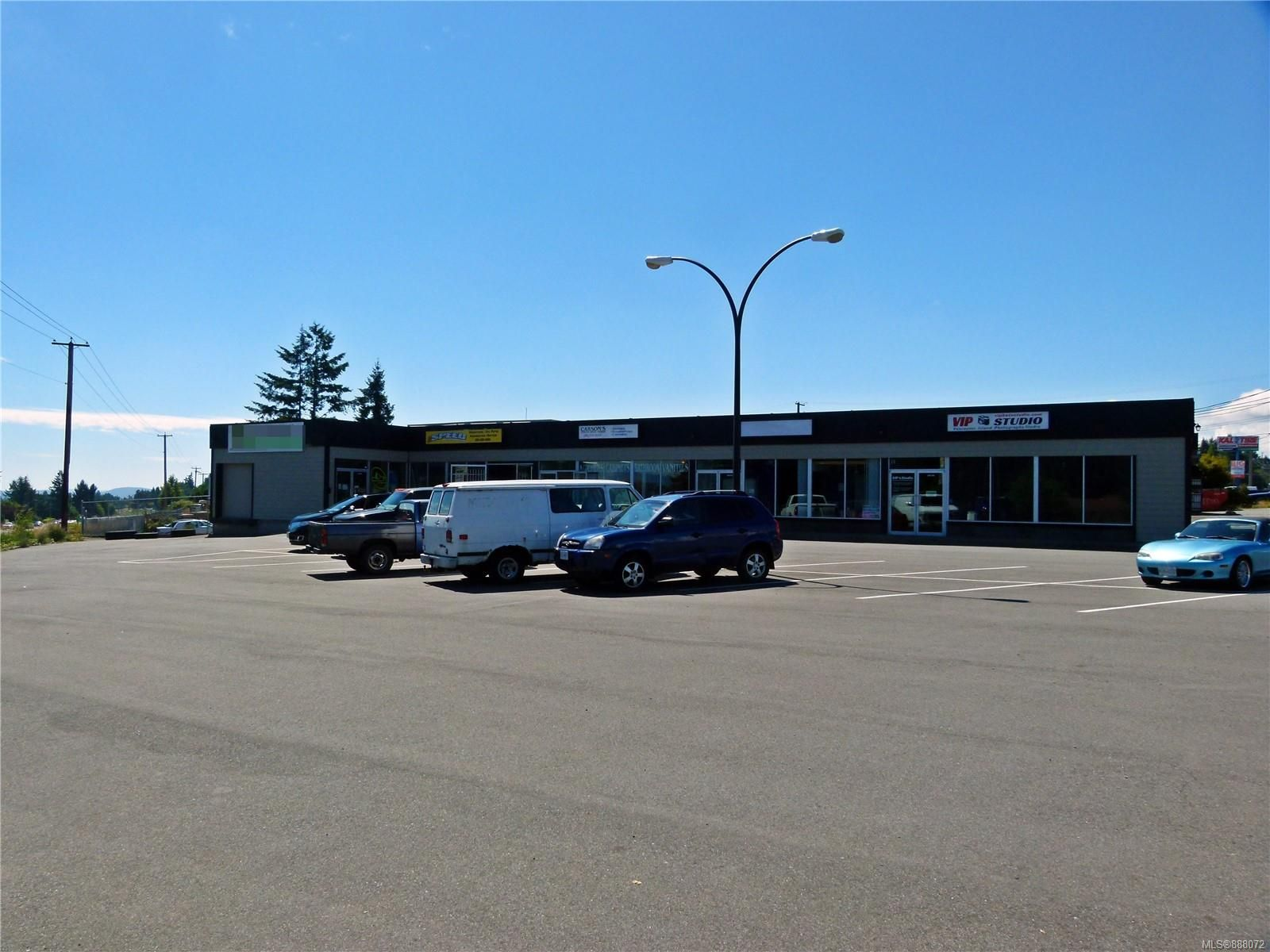 Main Photo: 1 2340 McCullough Rd in : Na Diver Lake Mixed Use for lease (Nanaimo)  : MLS®# 888072