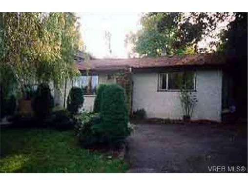 Main Photo: 841 Violet Ave in VICTORIA: SW Marigold House for sale (Saanich West)  : MLS®# 199260