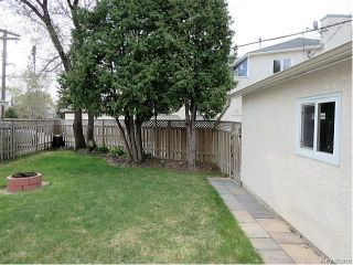 Photo 13: 830 St Mary's Road in Winnipeg: St Vital Residential for sale (South East Winnipeg)  : MLS®# 1613331