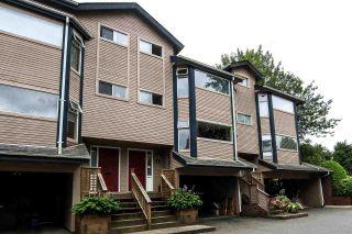 Photo 1: 2 1195 FALCON Drive in Coquitlam: Eagle Ridge CQ Townhouse for sale : MLS®# R2094331