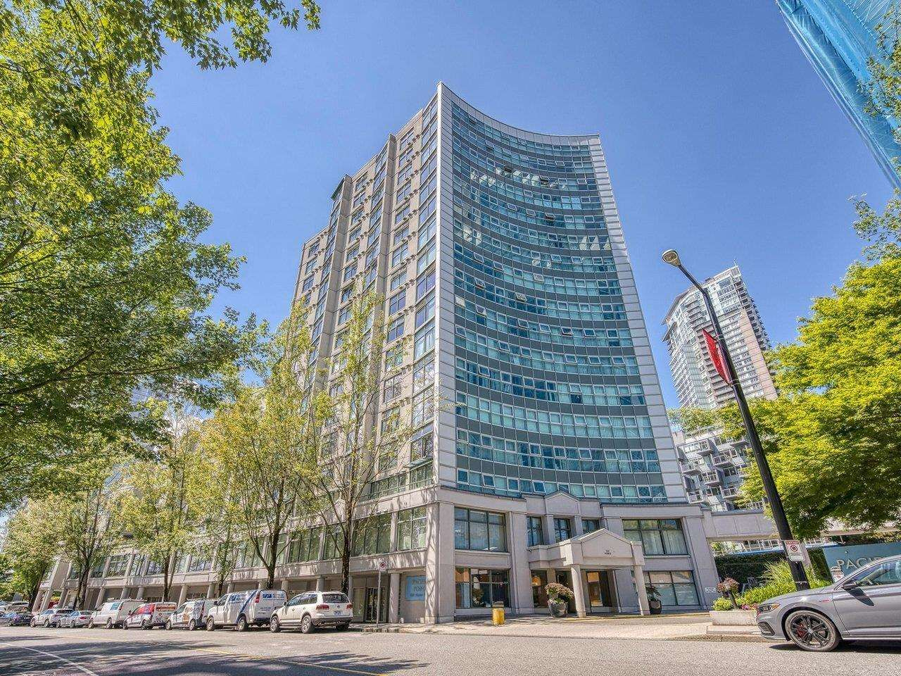 Main Photo: B101 1331 HOMER Street in Vancouver: Yaletown Condo for sale (Vancouver West)  : MLS®# R2593856
