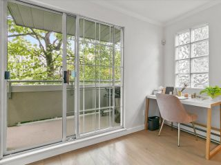 """Photo 6: 202 825 W 15TH Avenue in Vancouver: Fairview VW Condo for sale in """"The Harrod"""" (Vancouver West)  : MLS®# R2614837"""