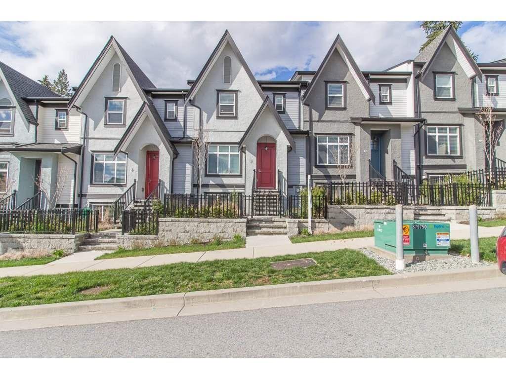 Main Photo: 5 3411 ROXTON Avenue in Coquitlam: Burke Mountain Condo for sale : MLS®# R2255103