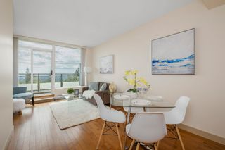"""Photo 5: 705 9009 CORNERSTONE Mews in Burnaby: Simon Fraser Univer. Condo for sale in """"THE HUB"""" (Burnaby North)  : MLS®# R2608475"""