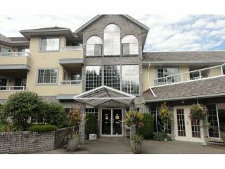 """Photo 2: 121 1653 140TH Street in Surrey: Sunnyside Park Surrey Condo for sale in """"Westminster House"""" (South Surrey White Rock)  : MLS®# F1429182"""