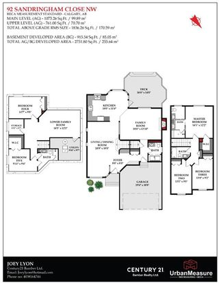 Photo 46: 92 Sandringham Close in Calgary: Sandstone Valley Detached for sale : MLS®# A1146191