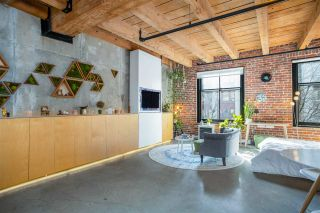 """Photo 13: 219 55 E CORDOVA Street in Vancouver: Downtown VE Condo for sale in """"KORET LOFTS"""" (Vancouver East)  : MLS®# R2560777"""